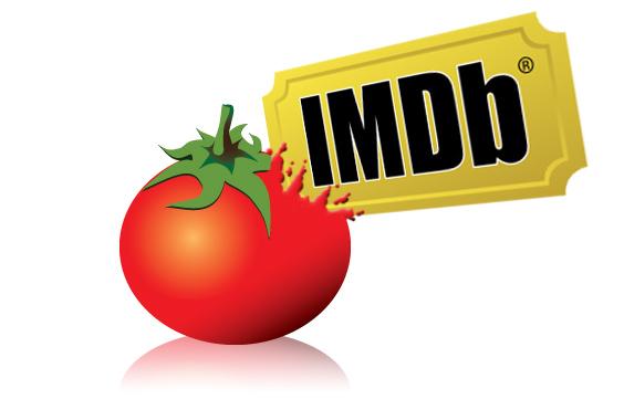 Resultado de imagem para Rotten Tomatoes VS Imdb