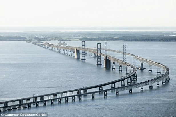 Chesapeake Bay Bridge, USA